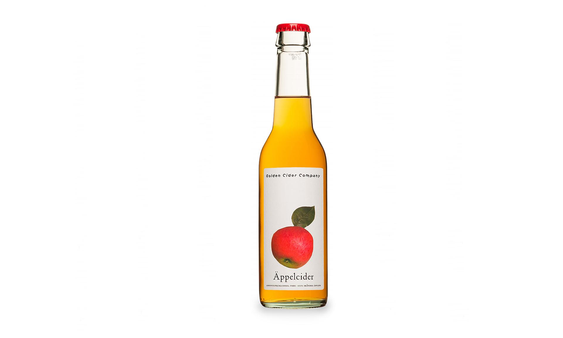 Golden Cider Company Äppelcider